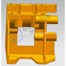 Slurry Pump Frame